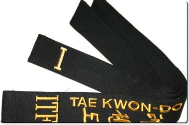 ITF Patterns 4th Dan Focus Tae Kwon-Do ITF Tae Kwon-Do